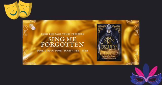 Sing Me Forgotten Book Tour Banner