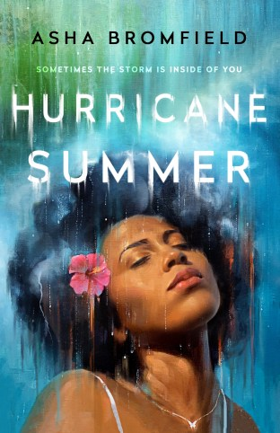 Book cover for Hurricane Summer