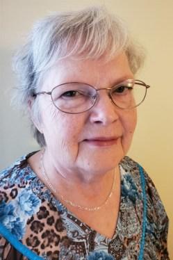 Headshot of author Nancy Springer