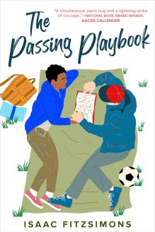 Cover of The Passing Playbook by Isaac Fitzsimons
