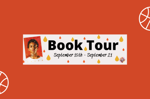 Book Tour banner for Things We Couldn't Say by Jay Coles