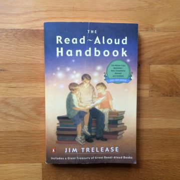 The read aloud handbook bookity split the read aloud handbook fandeluxe Gallery