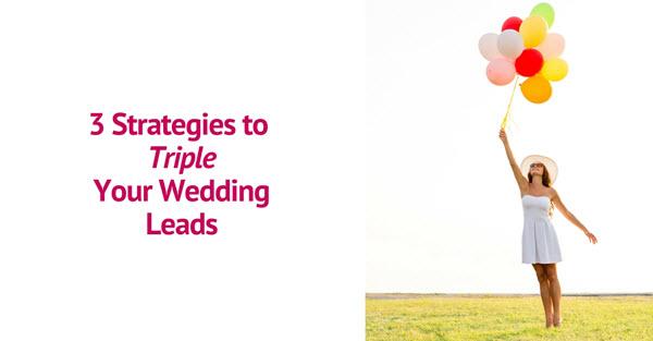 Triple Wedding Leads Blog