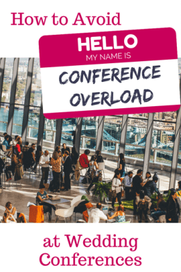 Avoid Conference Overload