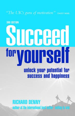 غلاف كتاب انجح من أجل نفسك باللغة الإنجليزية