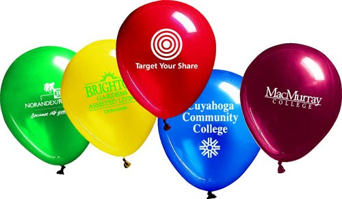 Benefits of Using Printed Balloons