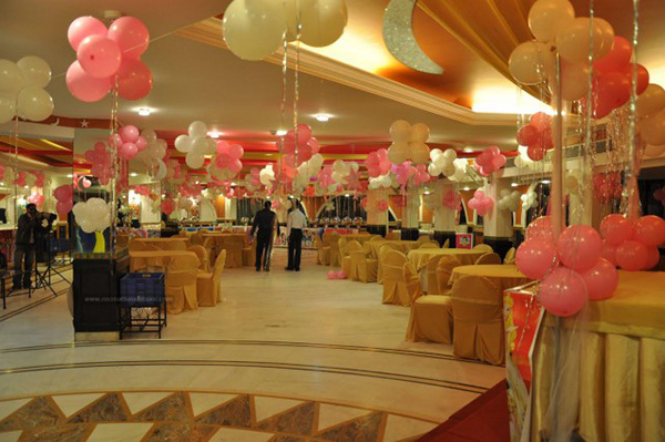 Step to Perfect Birthday Party