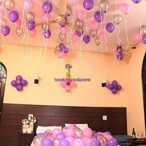 colorful-balloons-decor-pink-purple-silver_1