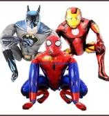 Big 3D Spiderman Avenger Batman Air Walker