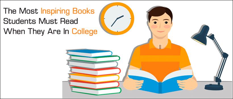 inspiring books - BookMyEssay