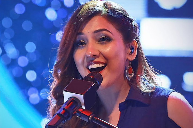 Neeti Mohan Hire Book For Corporate Events Live