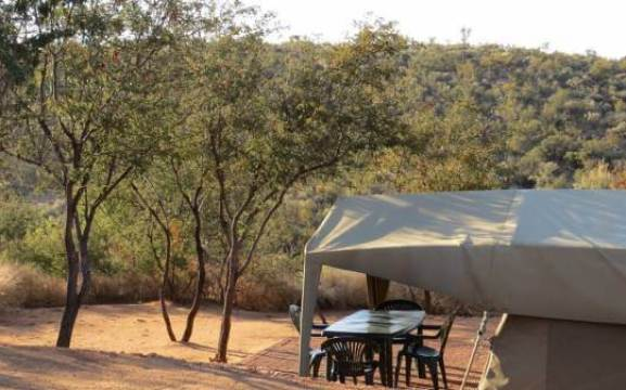Monteiro Self-Catering & Camping