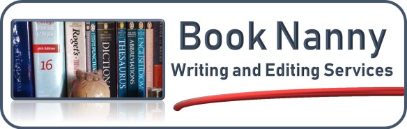 Book Nanny Writing and Editing Services © Bernadette Kearns 2018