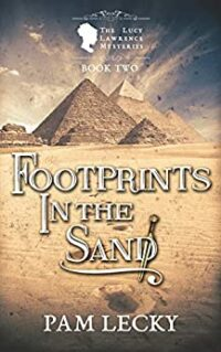 Footprints in the Sand by Pam Lecky