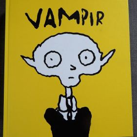 Vampir von Joann Sfar (Avant Verlag)