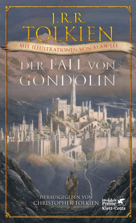 Der Fall von Gondolin Cover