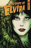 Elvira Shape of Elvira #2 (Dynamite Entertainment) Comiccover