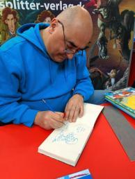 Miguel Diaz Vizoso zeichnet