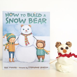 How To Build A Snow Bear and Craft