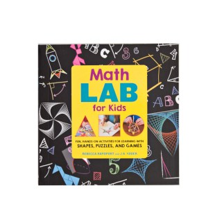 Math Lab for Kids (Lab Series)
