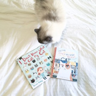 2 Fun Books about Cats and Their Names