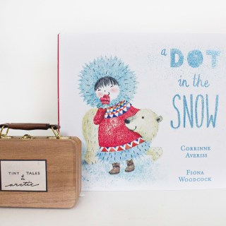 """""""A Dot in the Snow"""" and """"Tiny Tales Arctic Adventure"""""""