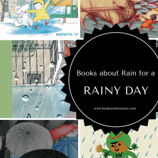 Books about Rain for Rainy Days