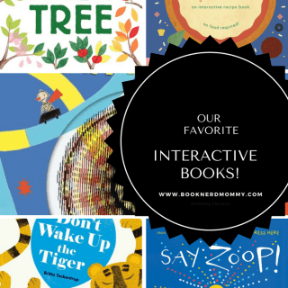 Our Favorite Interactive Picture Books