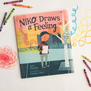 "Abstract Art for Kids and ""Niko Draws a Feeling"""