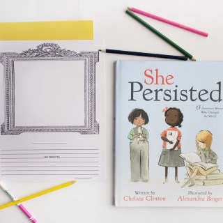 """""""She Persisted"""" with Mini Biography Activity Idea"""