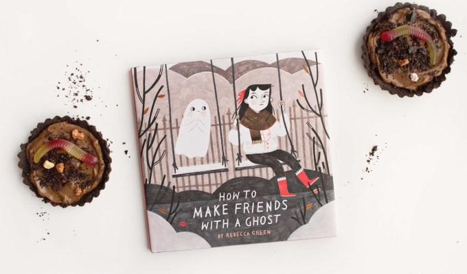 """Mud"" Tarts and ""How To Make Friends With a Ghost"""