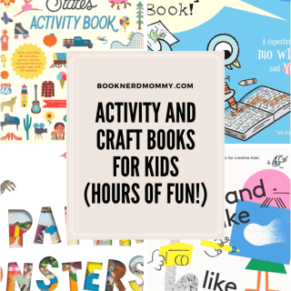 Activity and Craft Books for Hours of Fun!