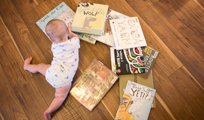 5 Story Time Tips for 6 Month-Olds to 12 Month-Olds