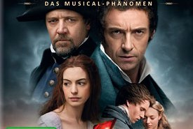 Les Misérables (Spielfilm DVD/Blu-Ray)