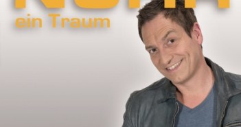 Dieter Nuhr - Nuhr ein Traum Live CD Cover © WortArt/Random House