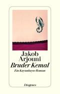 Jakob Arjouni - Bruder Kemal (Buch) Cover © Diogenes Verlag