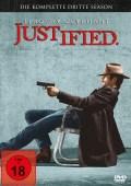 Justified - Staffel 3 DVD Cover © SPHE
