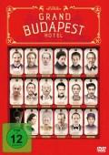 Grand Budapest Hotel (Film, DVD) Cover © Twentieth Century Fox