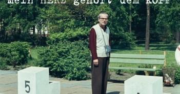 Arno Schmidt - Mein Herz gehört dem Kopf DVD Cover © arte/MFA+ Cinema, Vertrieb @ Ascot Elite
