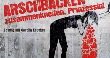 Buchwitz/Stanze - Arschbacken zusammenkneifen - Cover © Der Audio Verlag