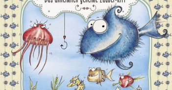 Nina Müller - Kuschelflosse - Das unheimlich geheime Zauber-Riff Cover © magellan