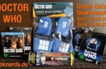 Doctor Who - Gewinnspiel 2016 @ booknerds.de