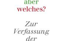 Dieter Grimm - Europa ja... Cover © C.H. Beck
