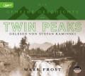 Mark Frost - Die Geheime Geschichte von Twin Peaks (Cover © Headroom Sound Production)