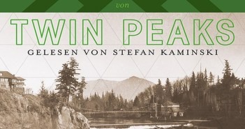 Mark Frost - Die Geheime Geschichte von Twin Peaks (Cover © Headroom Sound Production)