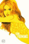 Ian Fleming - James Bond 7: Goldfinger Cover © Cross Cult