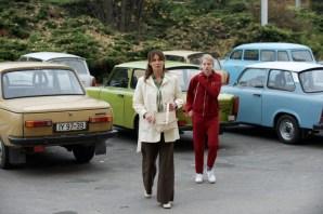 Klara Weber (Stephanie Amarell) Gita Weber (Anja Kling)
