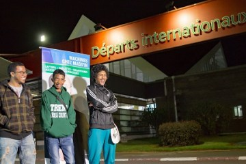 trois gamers malagasy à l'africa game show