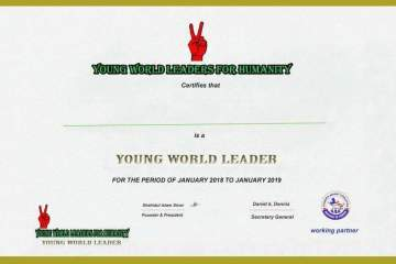 Young World Leaders For Humanity.