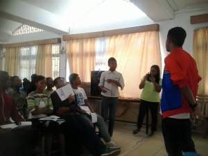 formation Voices Of Youth